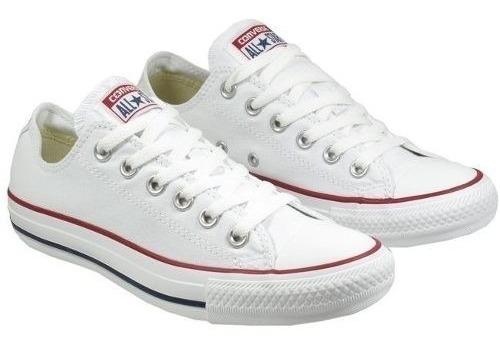 zapatillas converse mujer color blanco