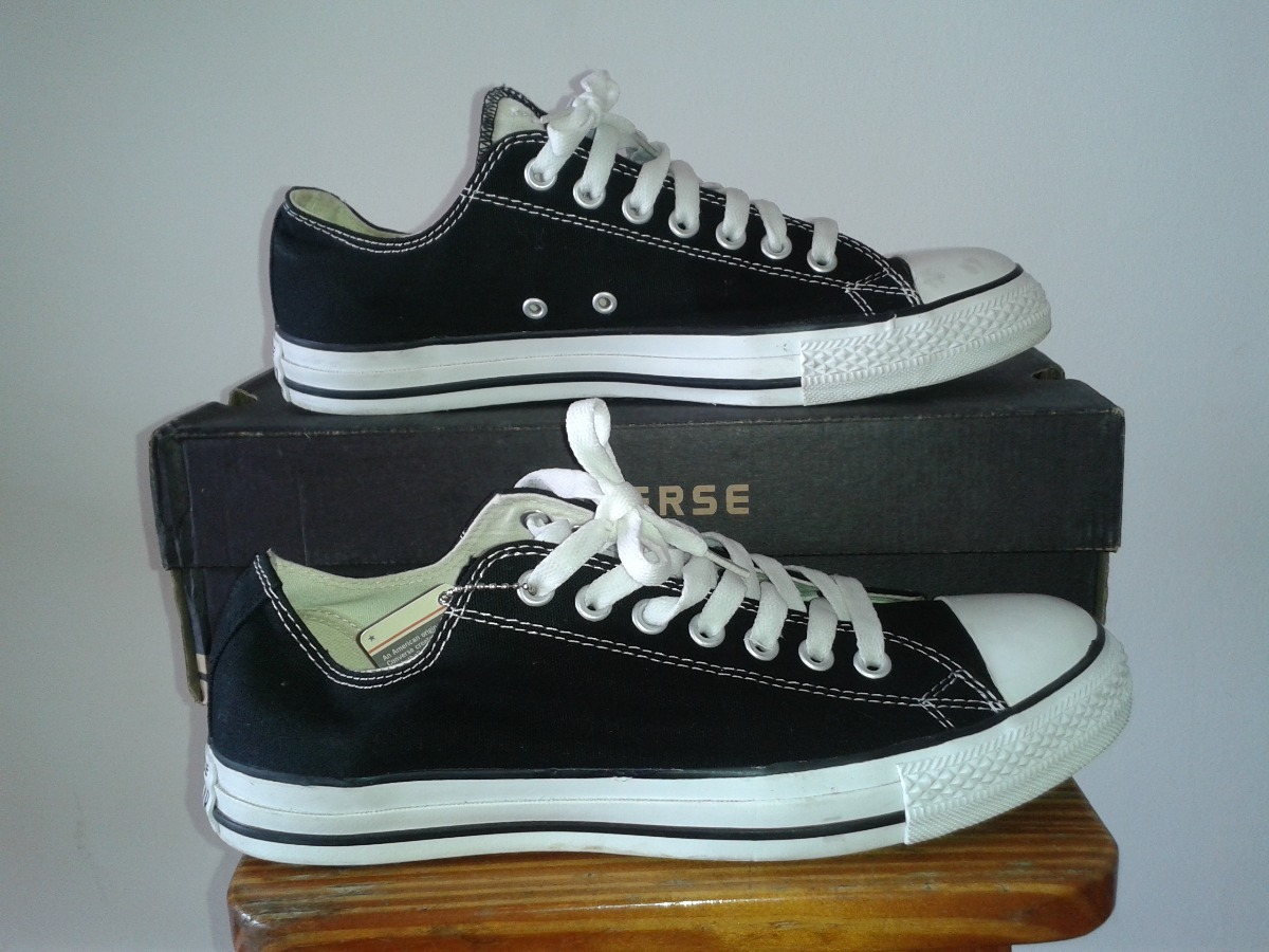 7ecd7b914 ... sale zapatillas converse all star color negro unisex. cargando zoom.  9e1cc 81ea8