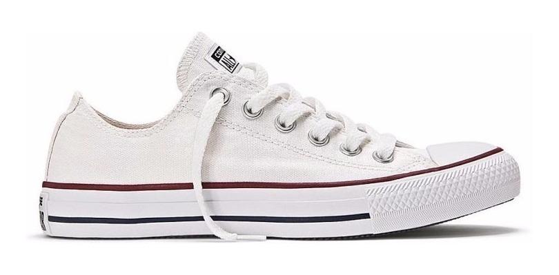 Zapatillas Converse All Star Core Ox White Sku 156994c