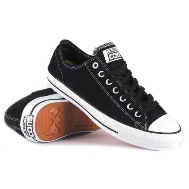 313ac7ec1b95 Zapatillas Converse All Star Ctas Pro Ox Black -   2.290