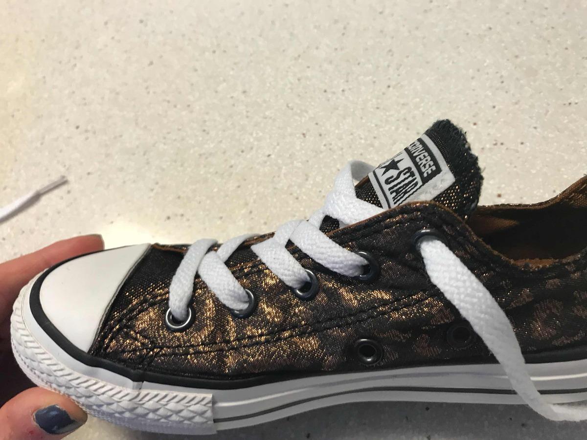 ce0536236 zapatillas converse all star doradas sin uso us 13. Cargando zoom.