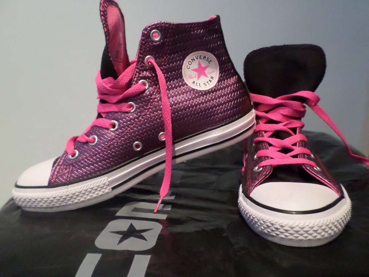 zapatillas converse all star fucsia import usa nuevas. Cargando zoom. 0a6e378b90572