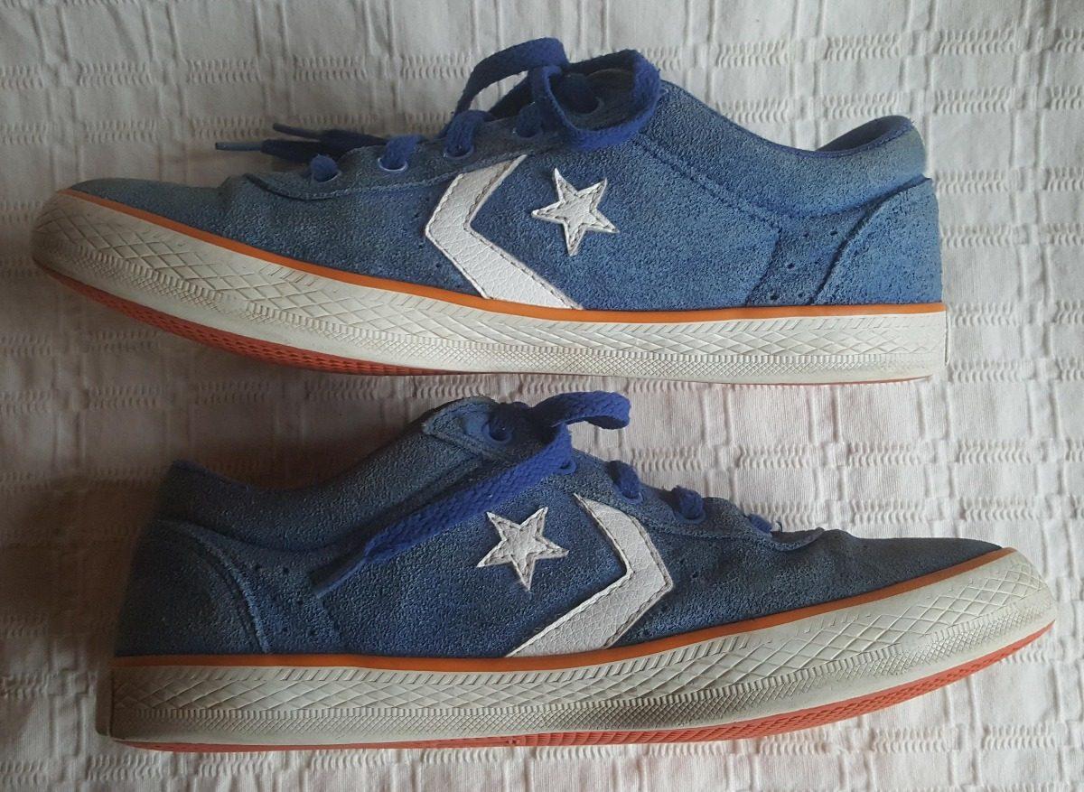 59cfcf69430e8 Zapatillas Converse All Star Gamuza - $ 800,00 en Mercado Libre