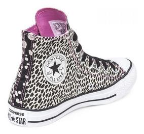 all star mujer leopard print converse