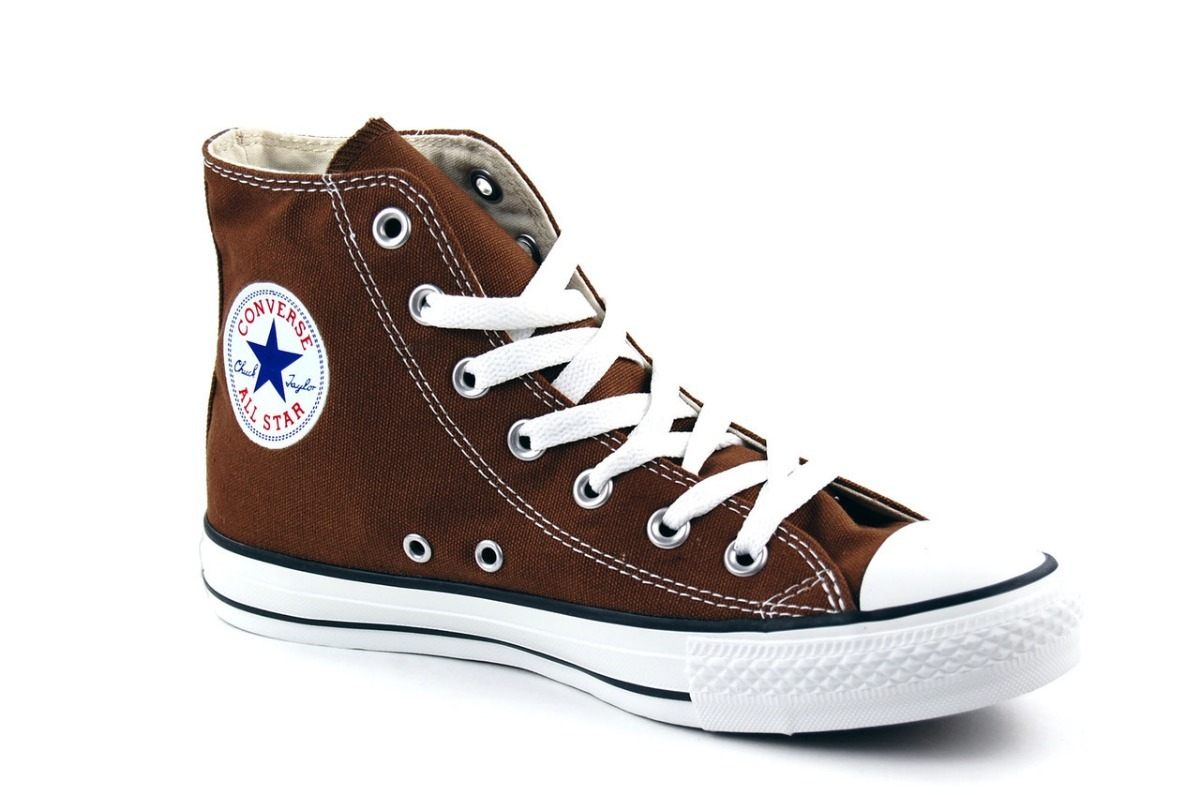 Zapatillas Converse All Star Hi Nuevas * Brasil