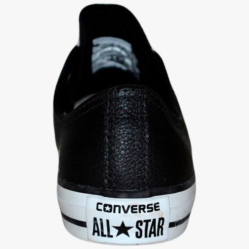 zapatillas converse all star leather chuck taylor c138420b