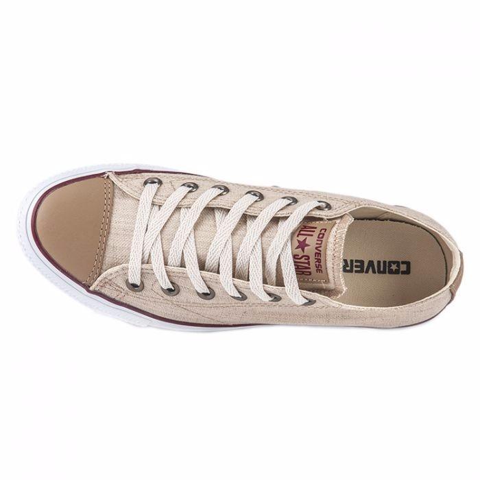 zapatillas converse mujer lino