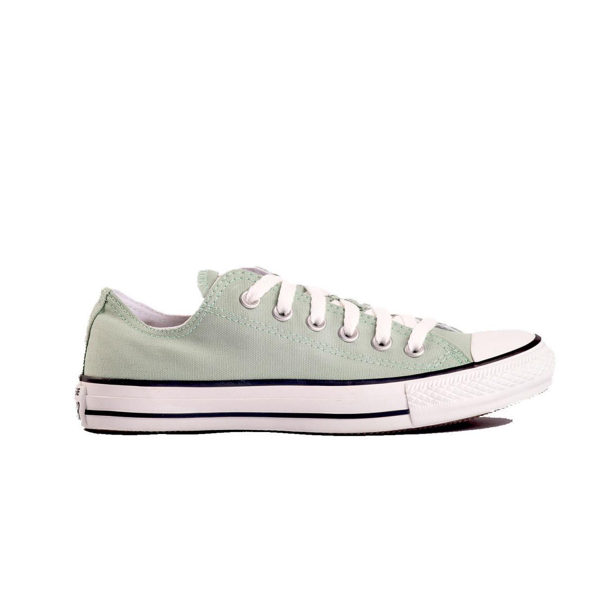 e11277d844d zapatillas converse all star lona verde agua ox !!! Cargando zoom.