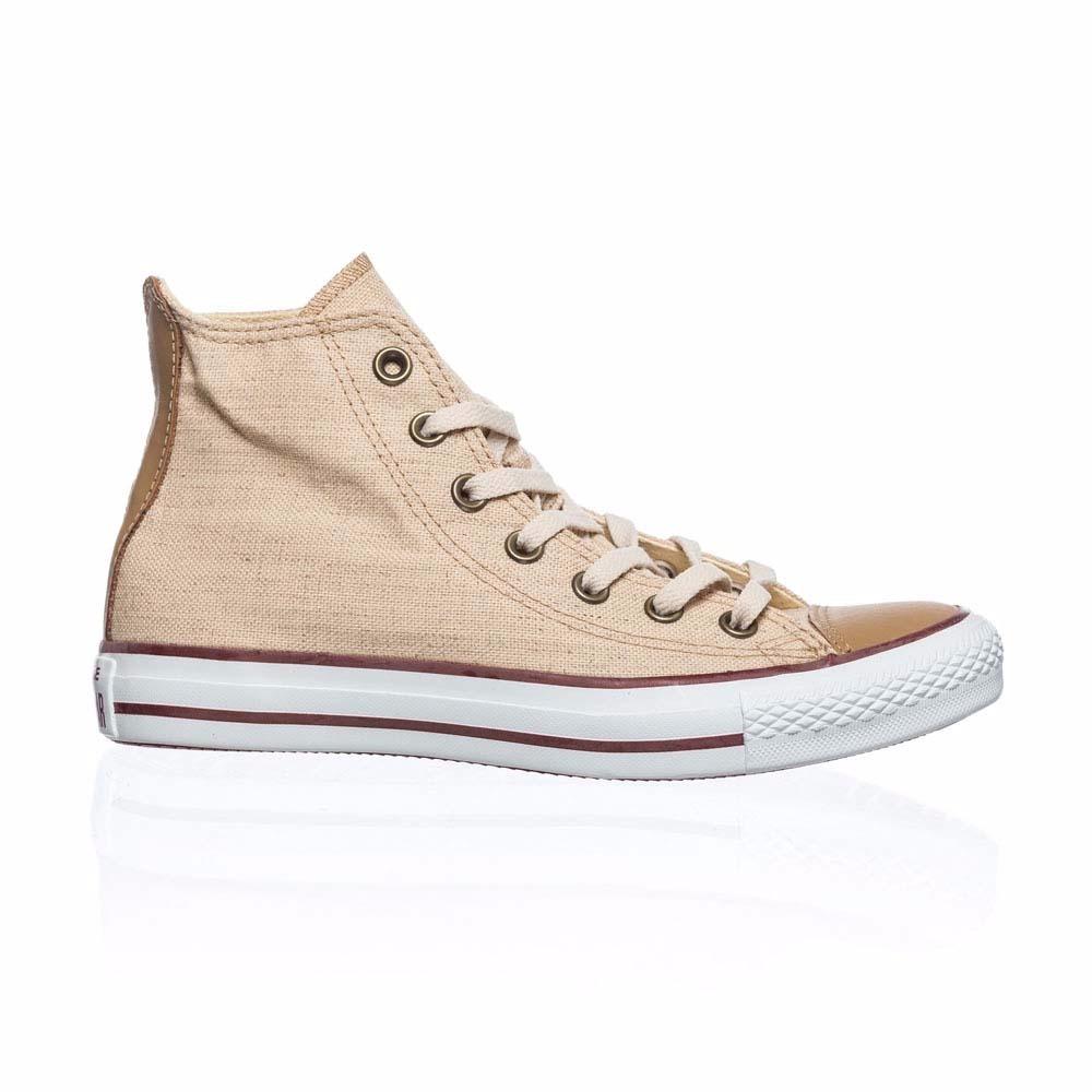 zapatillas converse all star beige