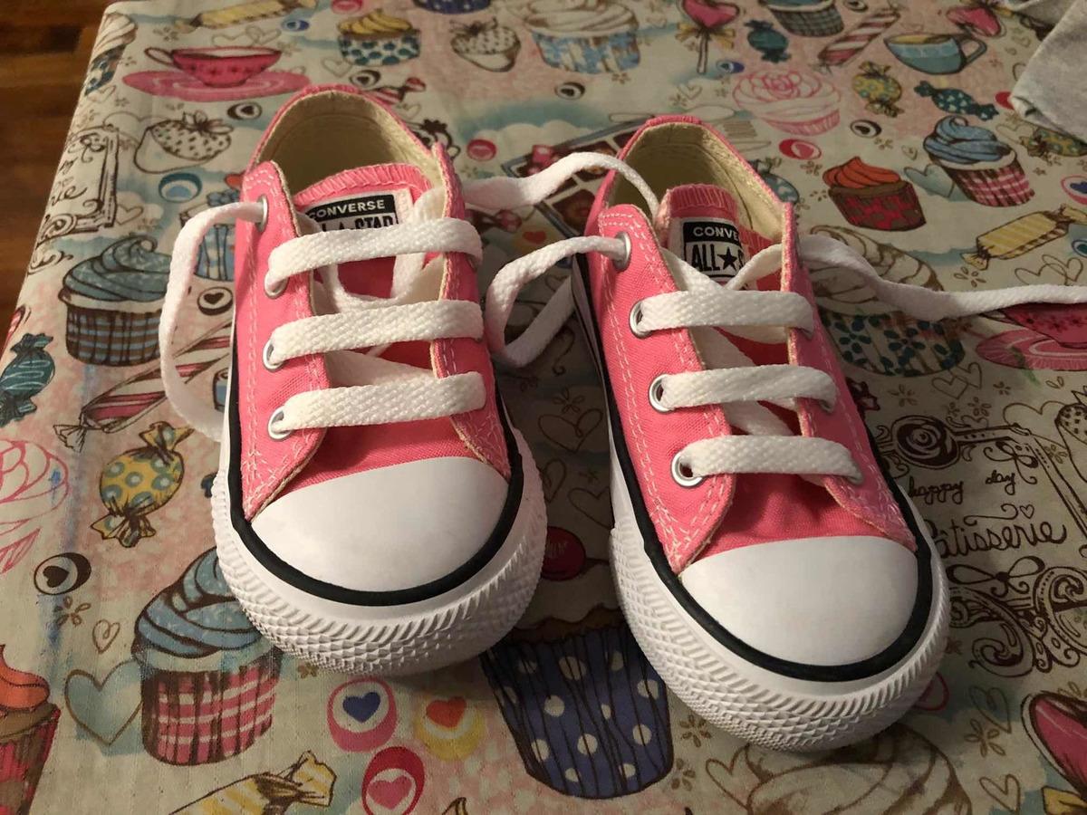 zapatillas all star nena