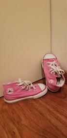 Zapatillas Converse All Star Nena Talle 24