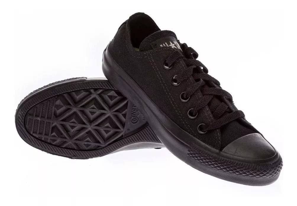 Zapatillas Converse All Star Ox Monocromo 157004c