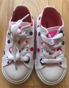 Zapatillas Converse All Star Para Nena. Nuevas, Scaja.