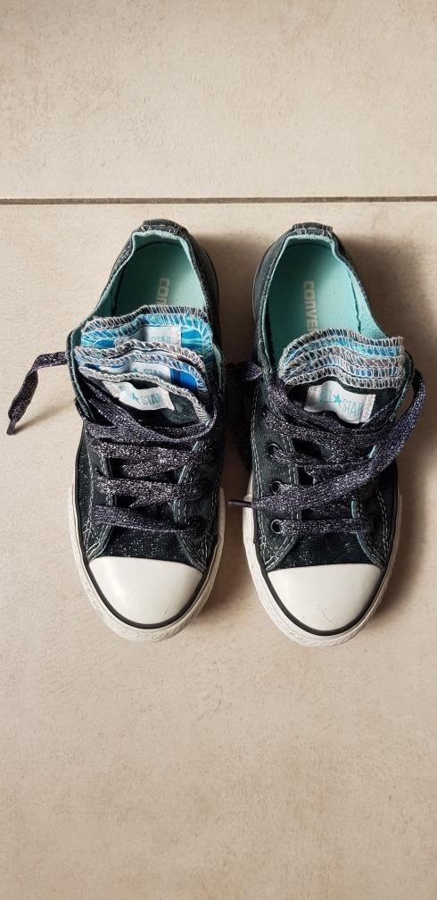 zapatillas converse all star niña