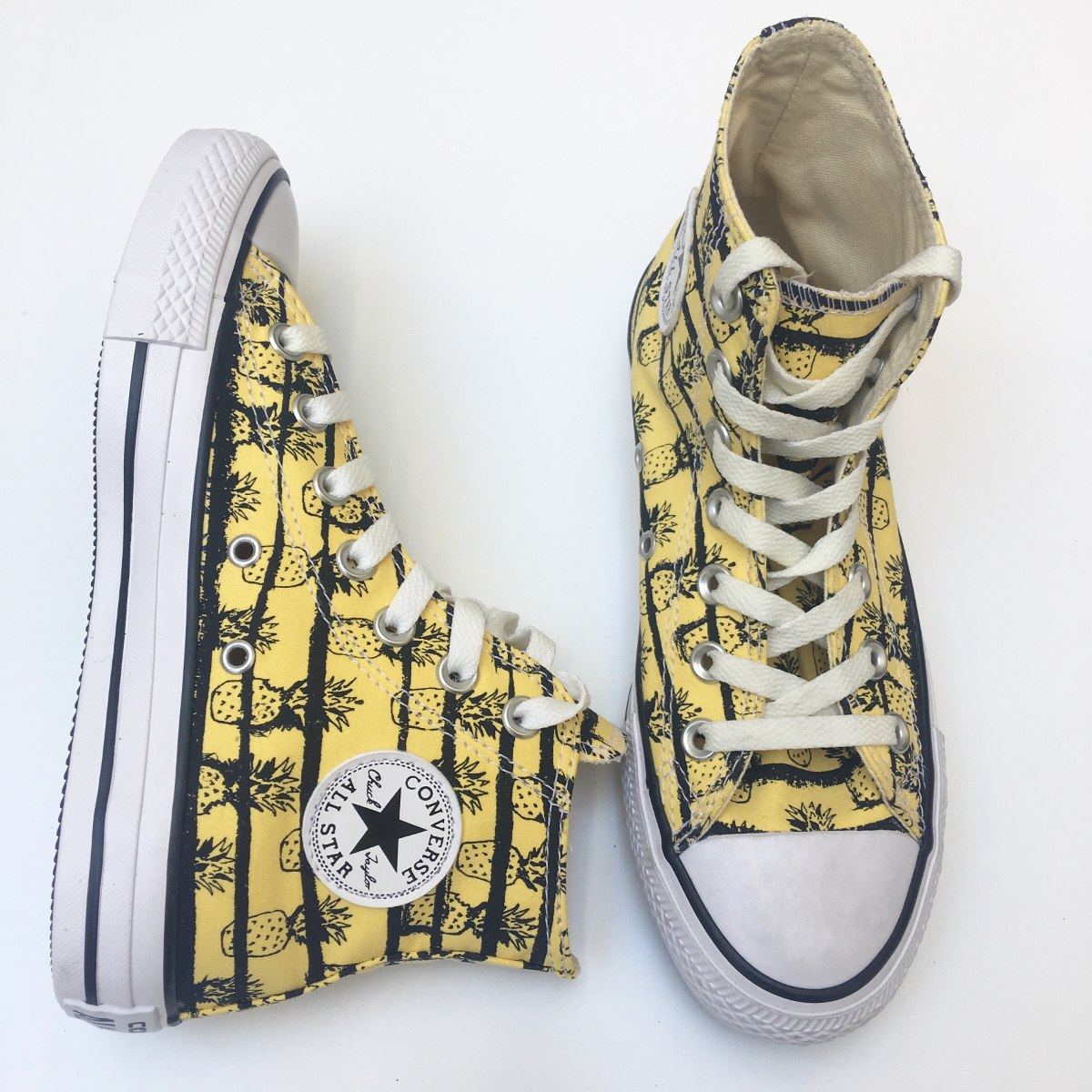 zapatillas converse all star pinaplle originales. Cargando zoom. 373b26a41e6a4