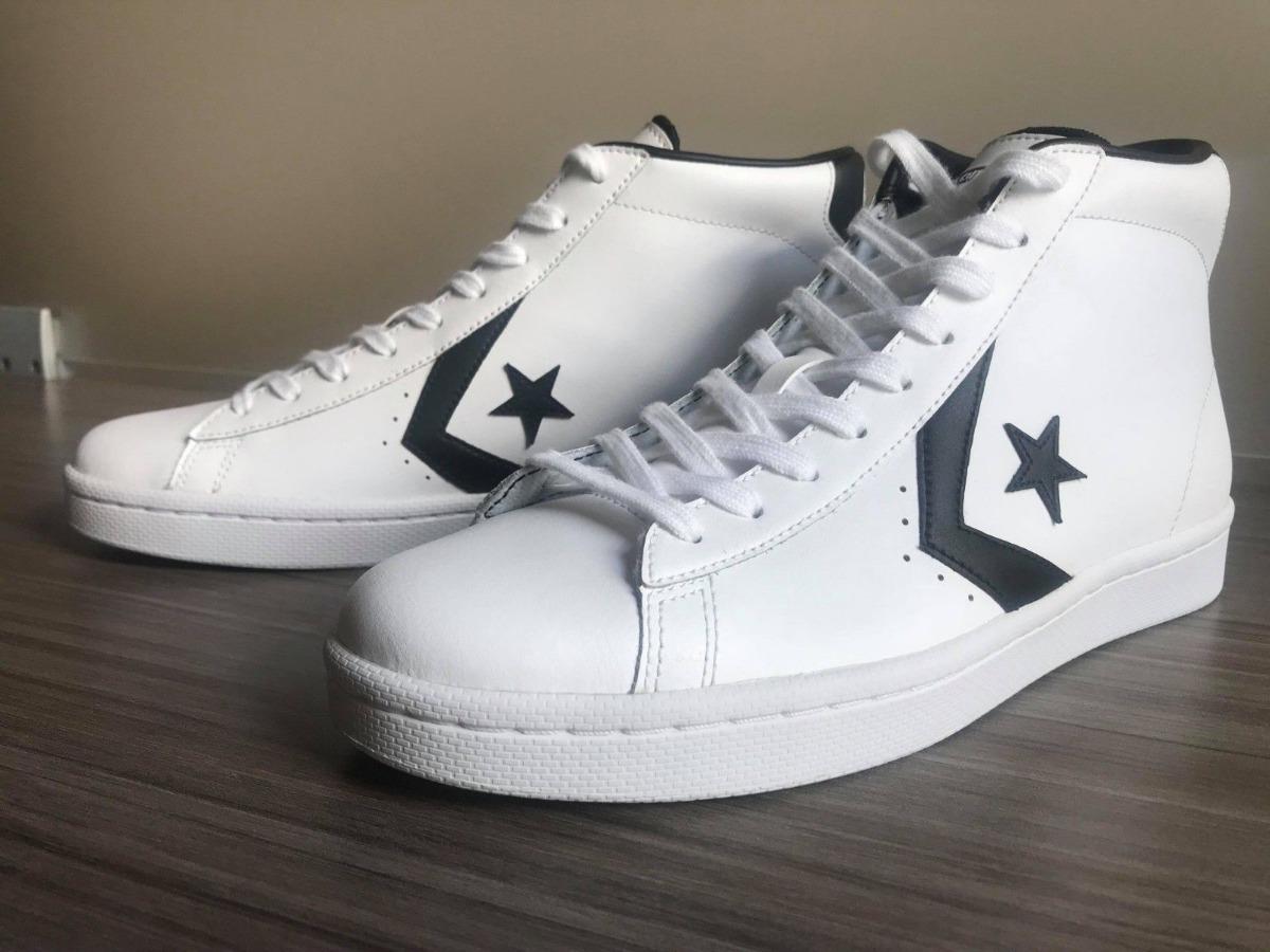 f4b9ef3de07 zapatillas converse all star pro 76 bota de cuero. original! Cargando zoom.