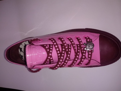 zapatillas converse all star mujer rosa