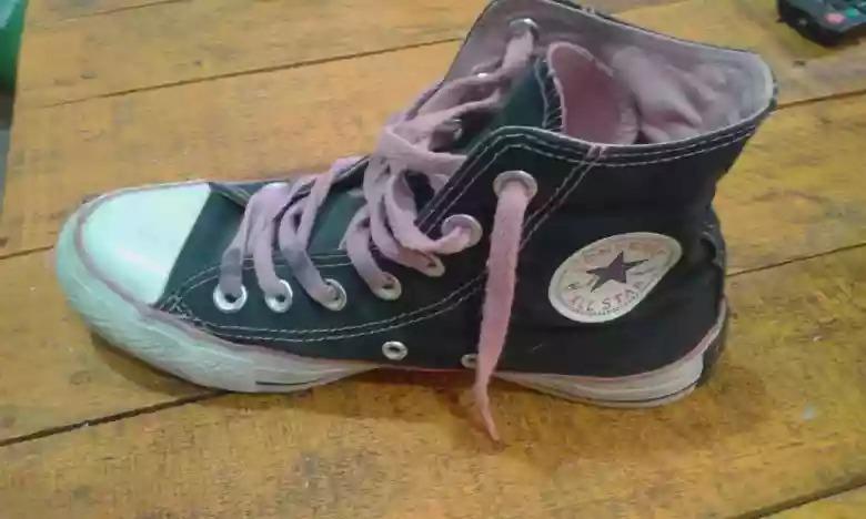 Zapatillas Converse All Star Talle 36 $ 700,00