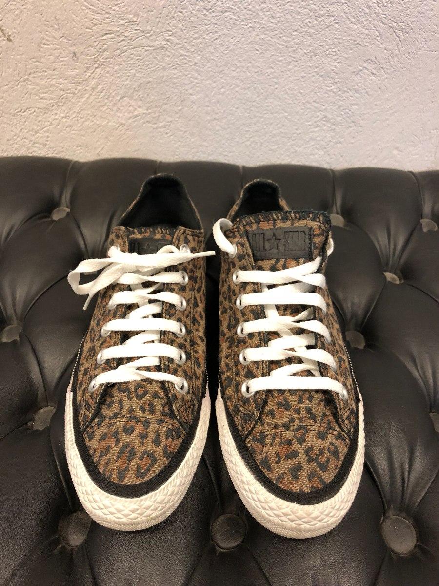 converse de leopardo edicion limitada