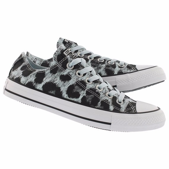 c2d4a54545027b Zapatillas Converse Animal Print Ox Originales 03c -   1.599