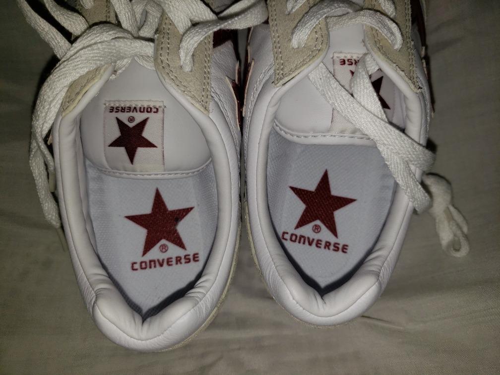 5f97eca406 Zapatillas Converse Blancas Importadas Talle 41 - $ 3.000,00 en ...