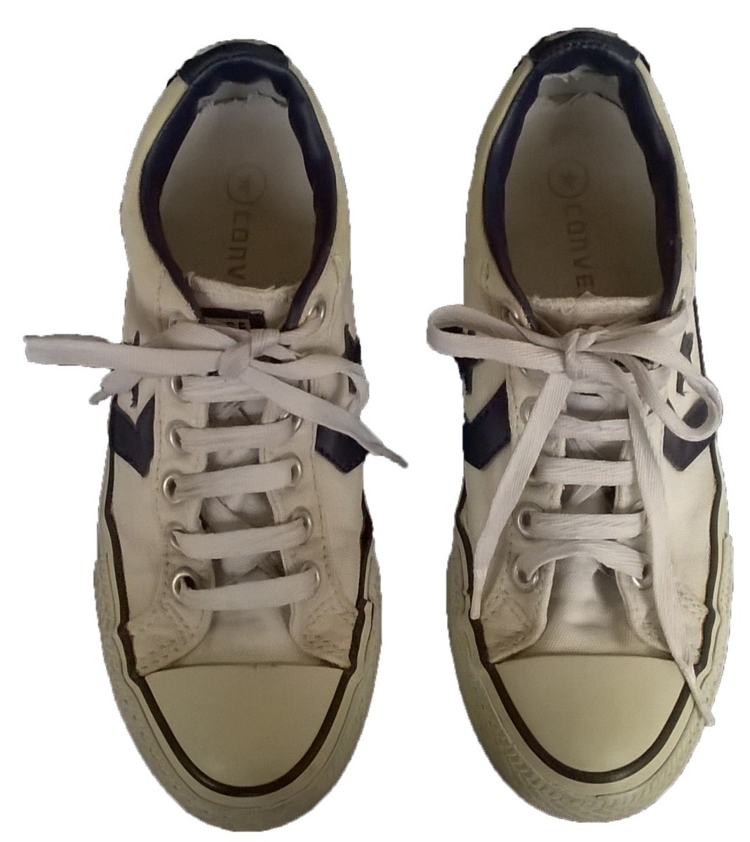 zapatillas converse mujer blancas 36