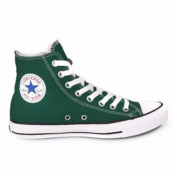 zapatillas converse verde agua