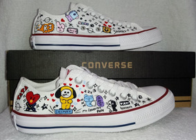 zapatillas converse customizadas