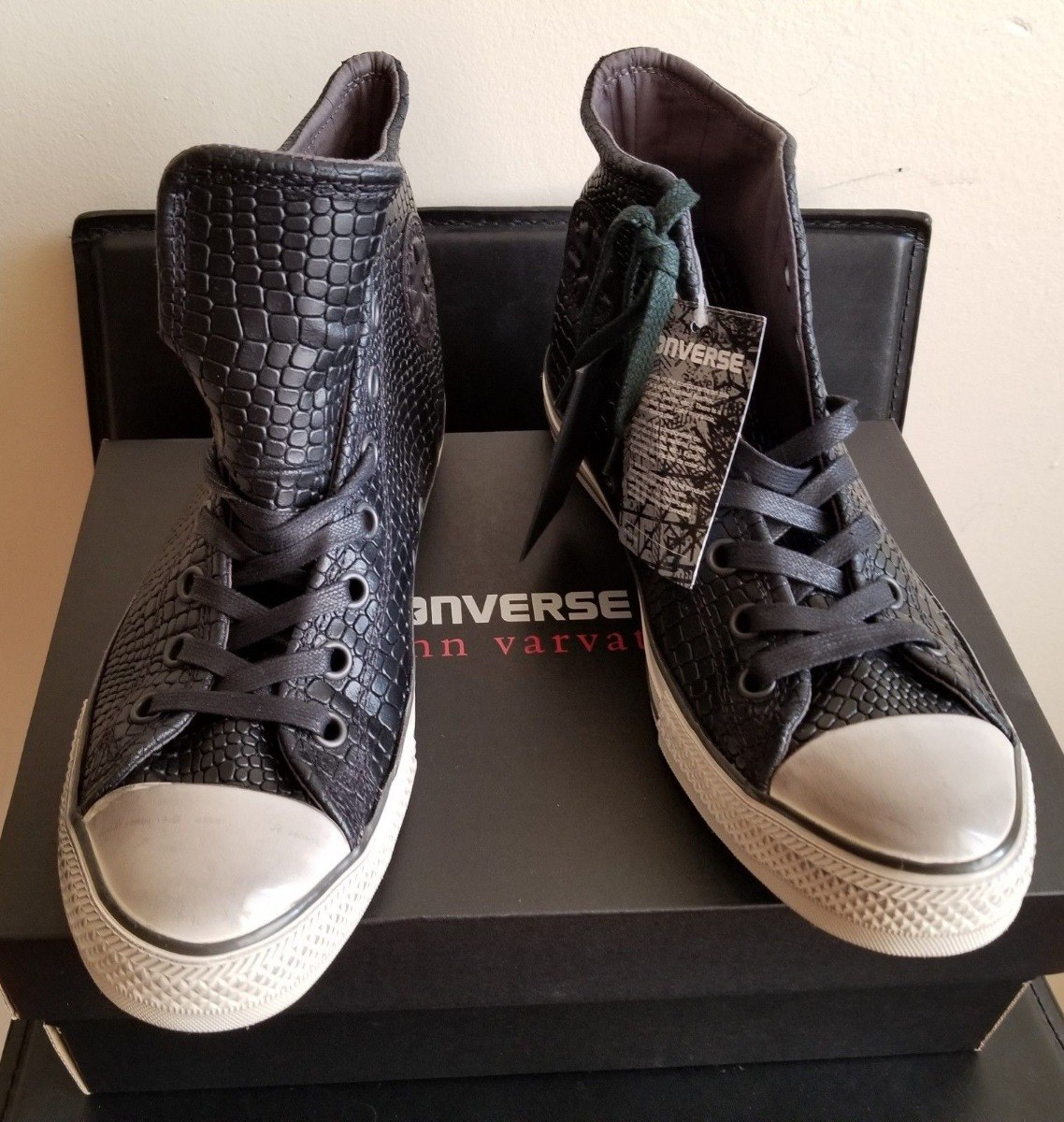 Zapatillas Converse By John Varvatos Chuck Taylor All Star - $ 5.600 ...