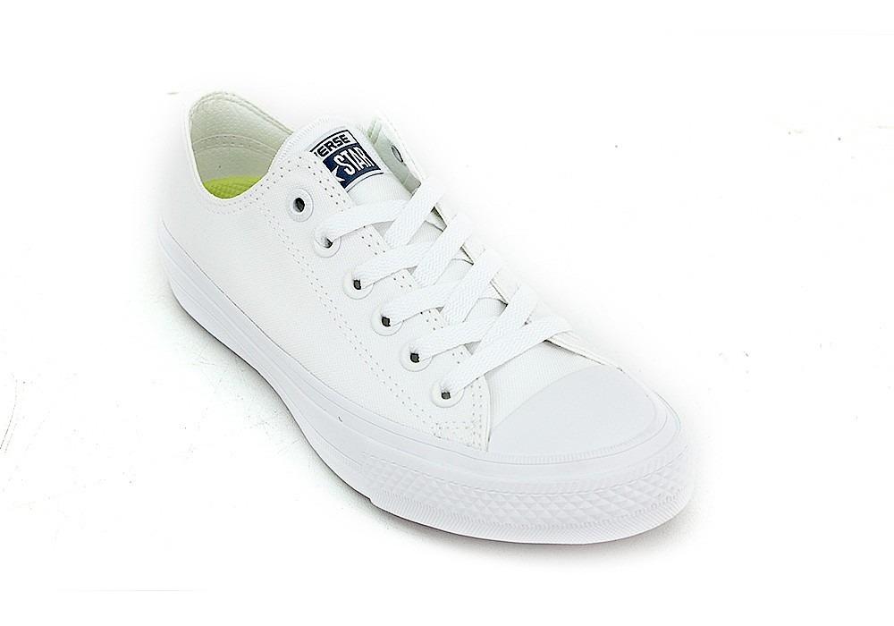 ab6458899502d ... top quality zapatillas converse chuck taylor 2 blanco importadas. cargando  zoom. ab0c8 0edfa