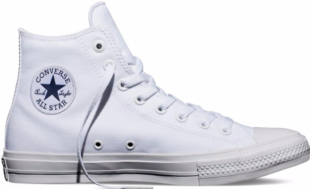 7350b25a1f7 zapatillas converse chuck taylor 2 hi white  150148c. Cargando zoom.