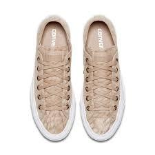 zapatillas converse chuck taylor 557999c rosa