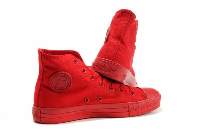 2c61e19b2a26 ... trainers ccf7e 2b597  wholesale zapatillas converse chuck taylor all  star all red unisex c598f acc3c
