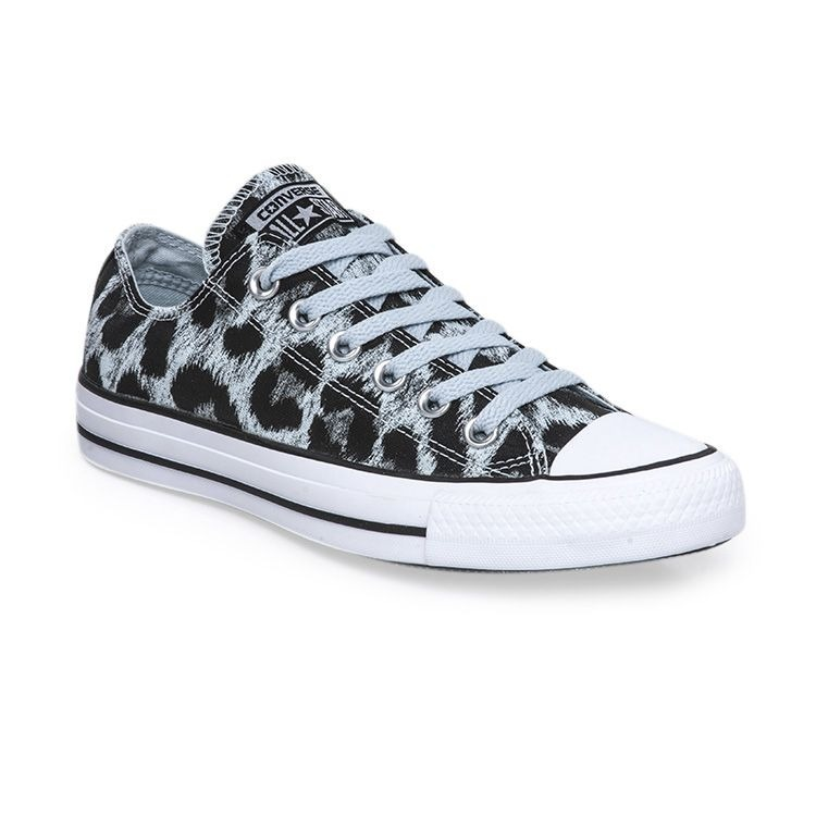 bf74cae0b4c7 Zapatillas Converse Chuck Taylor All Star Animal Print Ox W ...