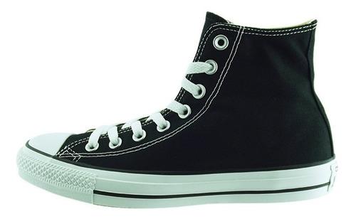 zapatillas converse chuck taylor all star black hi negras-28