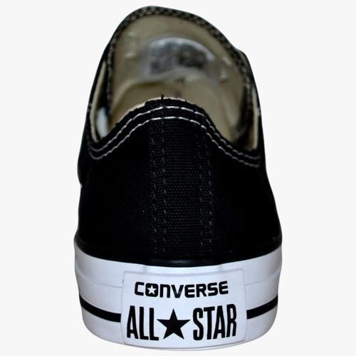 zapatillas converse chuck taylor all star black ox c118011b