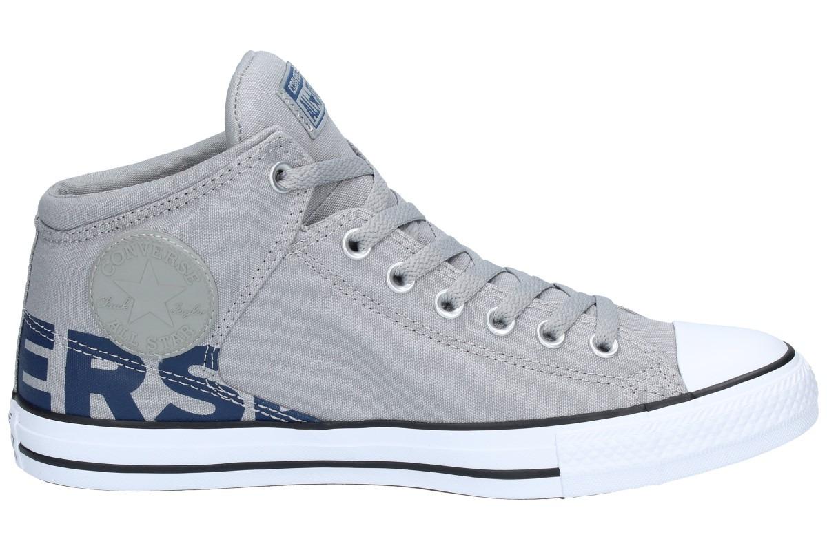 e4b2b444635f zapatillas converse chuck taylor all star high street gris-1. Cargando zoom.