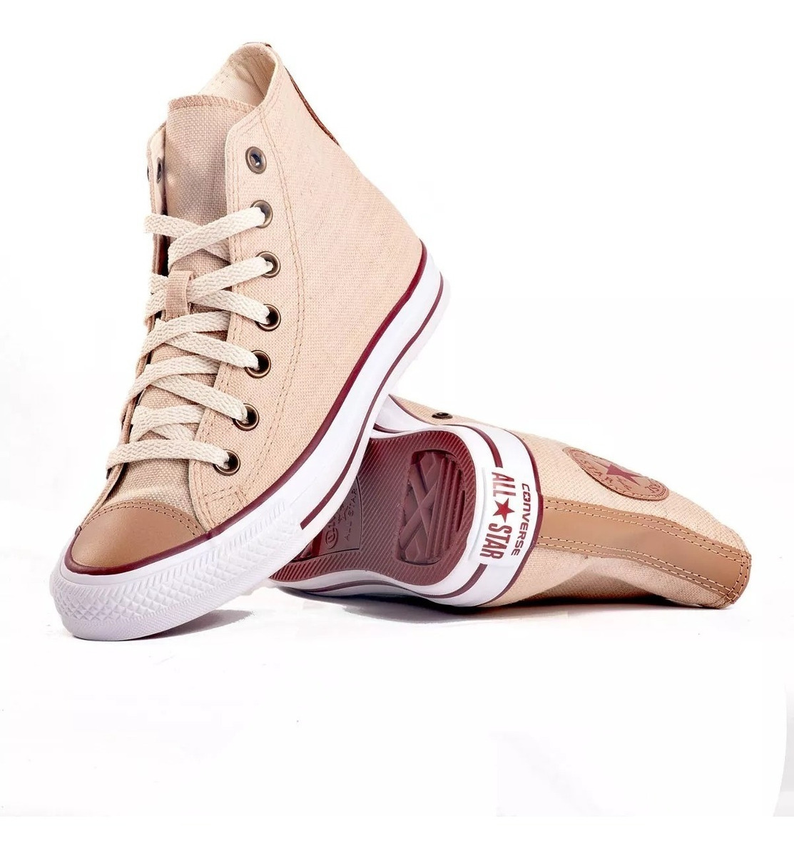 Zapatillas Converse Chuck Taylor All Star Linen Natural