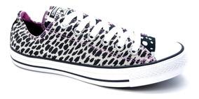 df32c02543 Zapatillas Animal Print Con Dorado - Zapatillas Converse en Mercado Libre  Argentina