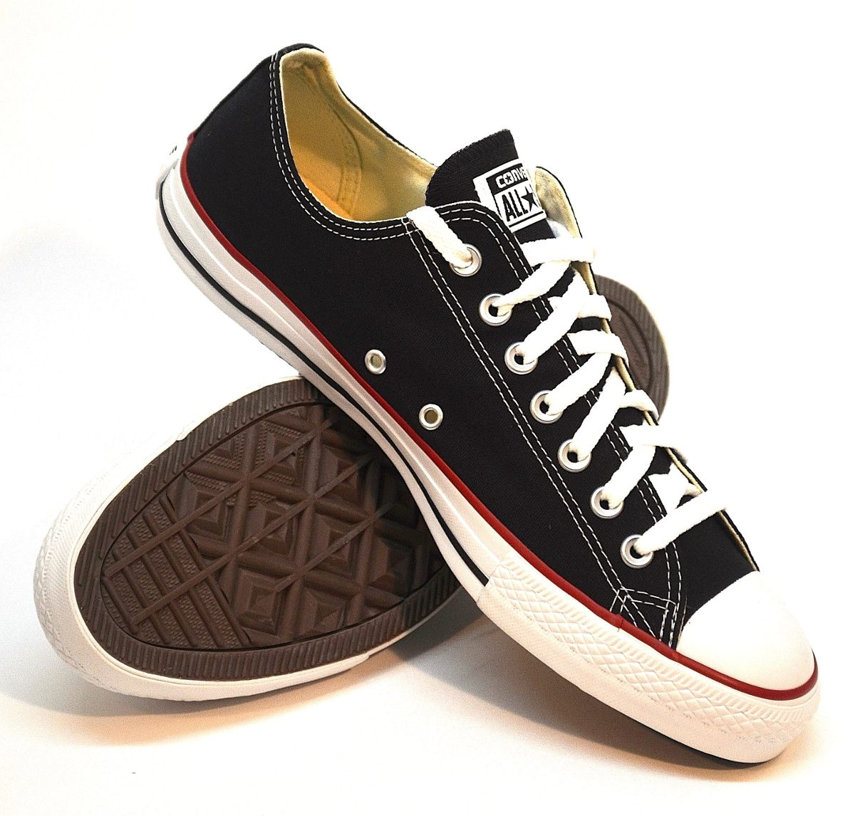 converse all star ox negras