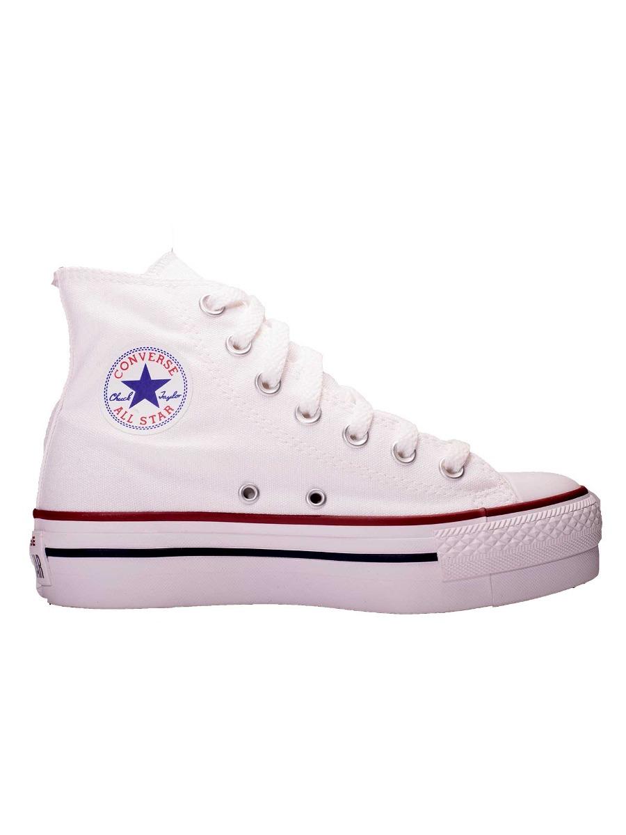 a980b2ec5 zapatillas converse chuck taylor all star platform - 557143c. Cargando zoom.
