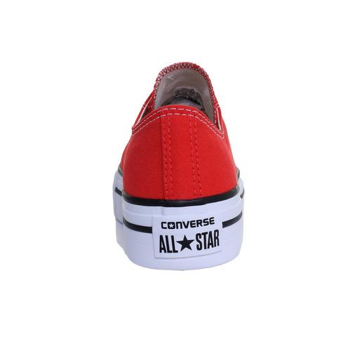 zapatillas converse chuck taylor all star platform ox rj