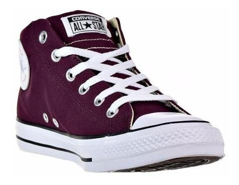 zapatillas converse all star street mid
