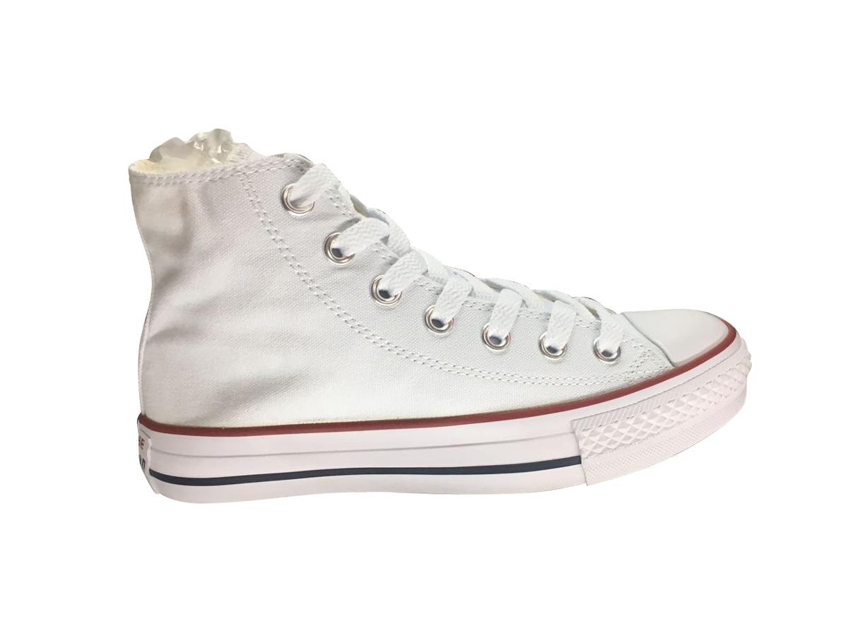 zapatillas converse blancas hombre mercado libre