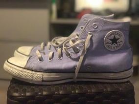 Zapatillas Converse Color Lila Talla 9.5