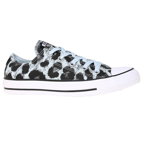 zapatillas converse ct all star animal fur ox mujer ng/ce