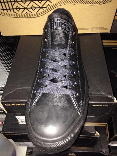 zapatillas converse de cuero 36 al 44
