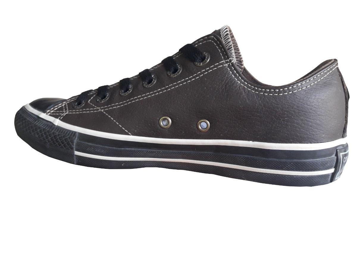 26f26058c zapatillas converse de cuero marrón. Cargando zoom.