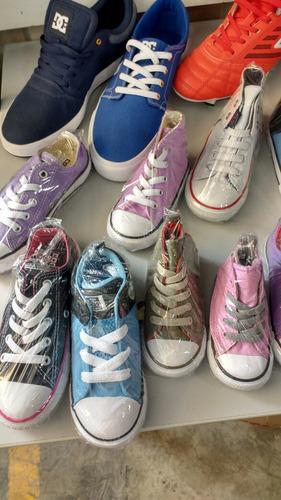 zapatillas converse de niños nuevos originales oferta