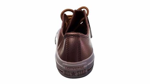 zapatillas converse de cuero hombre precio